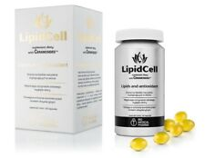 LipidCell 60 capsules Vitamins A+E for your skin! FREE P&P