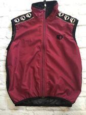 Pearl Izumi Women's XS Cycling Bike Barrier Vest Mesh Back Maroon Black