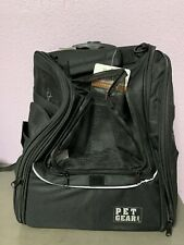 Pet Dog Backpack Carrier W Wheels 5 in 1 Convertible Car Seat Roller Pick