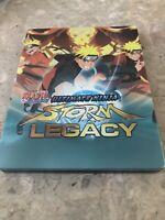 Naruto Shippuden: Ultimate Ninja Storm Legacy (Sony PlayStation 4, PS4 , 2017)