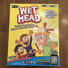 Wet Head Game Water Roulette by Zing Toys