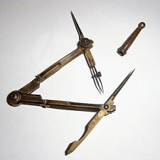 19th Century DRAWING INSTRUMENTS VERY RARE MADE IN ITALY