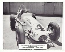 "1960s ""Leader Car Racers Dirt-Track Championship Car # 4"" Photo: Don Branson"