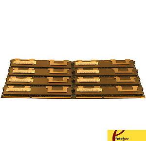 64GB Kit (8 X 8GB) HP Proliant DL360P DL380E DL380P DL385P DL560 G8 Memory Ram
