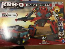 KRE-O TRANSFORMERS 30687 SENTINEL PRIME NEW IN BOX/SEALED