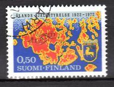 Finland - 1972 50 years autonomy Aland  - Mi. 704 VFU