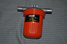 FRAM RADIATOR & WATER CLEANER FILTER KIT FR10 Corvette Camaro Mustang Land Rover