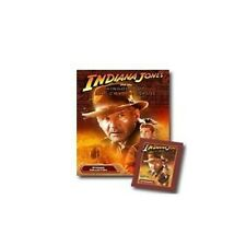 Merlin Indiana Jones Sticker Collection - 10 Packets of Stickers