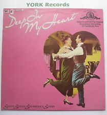 DEEP IN MY HEART - Film Soundtrack - Excellent Condition LP Record MGM 2353 094