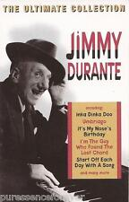 JIMMY DURANTE - The Ultimate Collection (UK 25 Tk Cassette Album)