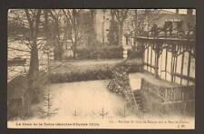 CHATOU inondation 1910 (78) PAVILLON du QUAI de HALAGE