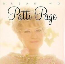 Dreaming by Patti Page (Cassette, Dec-1995, Sony Music Distribution) NEW Sealed