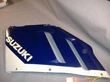 OEM 1988 Suzuki GSX-R 750 LH mid panel cowl GSXR 94441-17CO fairing
