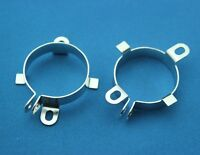 """4PCS 35mm 1-3/8"""" Electrolytic Snap-in Capacitor iron Clamps Holders Tube Amps"""