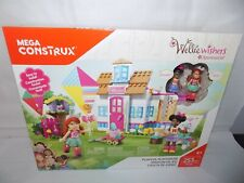 American Girl Mega Construx WellieWishers Playful Playhouse Building Set 253 Pcs