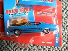 1970 FORD TORINO GT  #11     2003 JOHNNY LIGHTNING MOTOR TREND   1:64 DIECAST