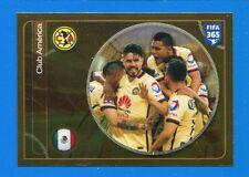 FIFA 365 2016-17 Panini 2017 Figurina-Sticker n. 478 - GOAL AMERICA-New