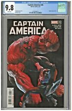 Captain America #26 CGC 9.8 1st First Print Edition Alex Ross Cover Legacy #730