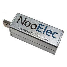 NESDR Mini Extruded Aluminum Enclosure, Silver; RTL-SDR Case TV28T R820T RTL2832