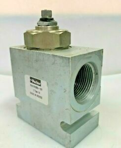 PARKER RAH161S50-16T Pilot Operated  Relief Valve