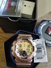 g shock watch Casio GShock ga100gd-9 rose gold