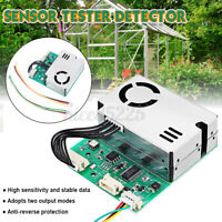 PM2.5 PM10 Temperature Humidity 7-in-1 Sensor Tester Detector Module Air Quality
