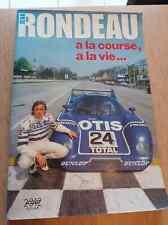 Jean Rondeau - A la course, à la vie