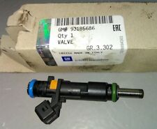 AUTHENTIC VAUXHALL/OPEL PETROL FUEL INJECTOR 93185686