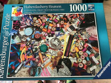 Ravensburger 1000 Pieces - Haberdashery Heaven