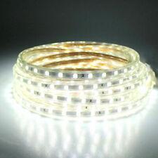 LED Strip Light  5M 10M 20M 30M 5050 220V 60leds/m Flexible tape rope Waterproof