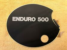 New Genuine Yamaha 1978 XT500 Side Cover Decal