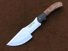Custom Handmade 1095 Carbon Steel T- SERIES Tracker Knife,Hunting Knife, 1T2001