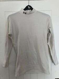 UNDER ARMOUR COLD GEAR COMPRESSION LONG SLEEVED TOP (X-LARGE)