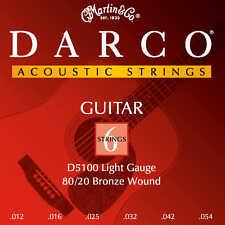 MARTIN DARCO D5100 012/054 Corde per Chitarra Acustica