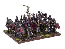 Kings of War Undead Revenant WARRIORS Regiment 20 Revenants Mantic Fantasy 28mm