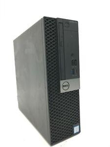 Dell OptiPlex 7050 SFF PC i3-6100 @3.70 GHz DDR4 8GB HDD 1TB