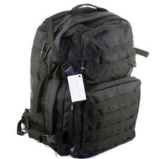 Sport Outdoor Military Rucksacks Tactical Molle Backpack Camping Hiking Black