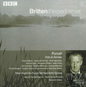 Henry Purcell - -Dido & Aeneas, etc. (1999) BBC Performer Series CD - Mint
