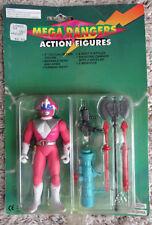 Vintage 1994 MEGA RANGERS pink ranger KO Power Rangers NEW MOC
