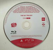 Playstation 3 Ps3 The Sly Trilogy Collection - All 3 Games in 1 Disc - Free Post