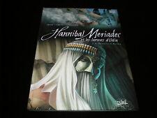 Istin / Crety / Cordurié : Hannibal Meriadec et les larmes d'Odin 2 DL juin 2010