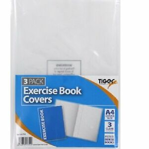 120 lined pages Exercise Book New perfect Red cover 140mm x 220mm Silvine