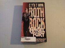 Angel Of Fury VHS cynthia Rothrock