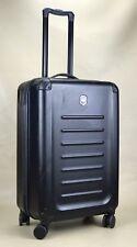 VICTORINOX SPECTRA 2.0 Black 26'' 8 WHEELED SPINNER LUGGAGE SUITCASE TSA LOCK