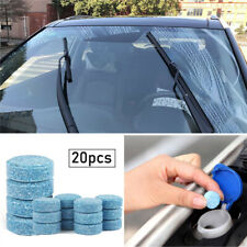 Car Windscreen Multifunctional Effervescent Tablet Spray Cleaner Clean Spot 20pc