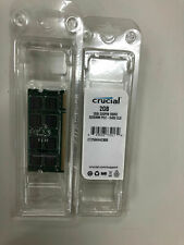 Crucial CT25664AC800 (2 GB, PC2-6400 (DDR2-800), DDR2 RAM, 800 MHz, SO DIMM 200