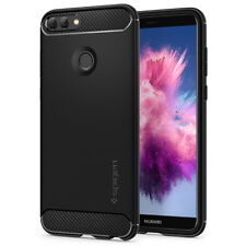 For Huawei P Smart/Enjoy 7s/Nova Lite 2 I Spigen® [Rugged Armor] TPU Cover Case
