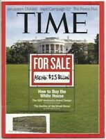 Time Magazine 2012 August 13 - How to Buy the White House