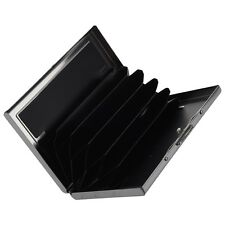 Pocket Boite de Carte de credit en Aluminium Porte-carte etanche Portable WT