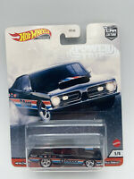 Hot Wheels Premium Car Culture Plymouth Barracuda Hemi Power Trip FREE SHIPPING